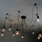 Паук Эдисон 10 ламп