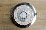 Tочечный светильник L-236 хром