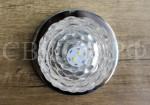 Точечный светильник L - 01 (1800/1) хром Ягода