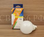 """LED-A60-11W/E27 """"A"""" Теплый свет Optima"""