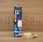 """LED-CW35-6W/E14 """"свеча на ветру"""" Теплый свет Sky"""