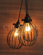 Подвесной светильник 50059/3 черный