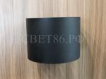 Настенный светильник B018 6w black